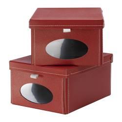 ikea boxes